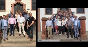Informatiker vernetzten sich auf Schloss Dagstuhl